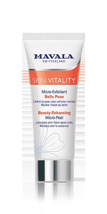 skin micro-exfoliant